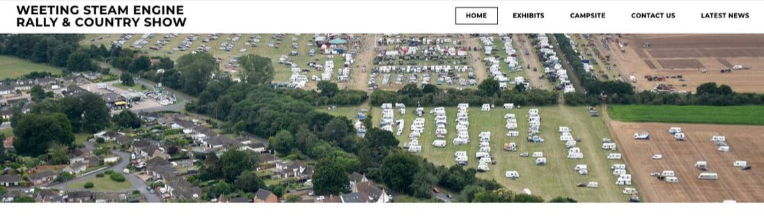 Weeting Rally NEW website