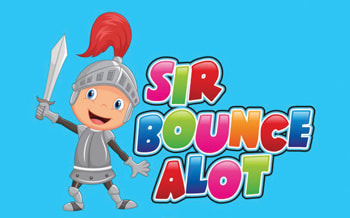 Weeting Rally sponsor Sir Bounce Alot
